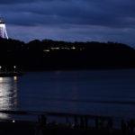 江の島の夜